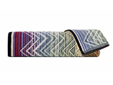 Asciugamano in spugna di cotone velour TOLOMEO | Asciugamano