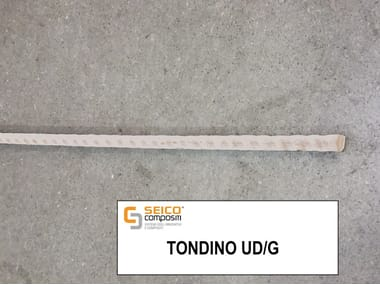 Steel bar, rod, stirrup for reinforced concrete TONDINO UD/G®