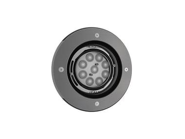 LED recessed Outdoor spotlight TONDO 9
