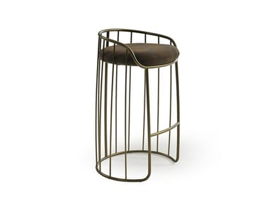 High metal stool TONELLA | Stool