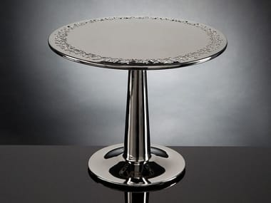 Round steel tray TOP LIGHT OF SULTAN | Tray