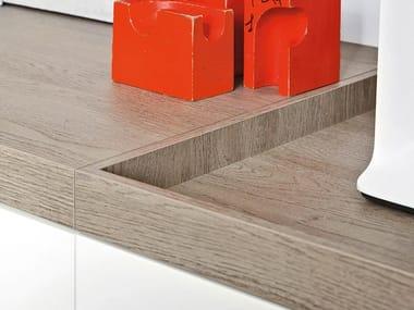 Revestimento para móveis com efeito madeira TOP