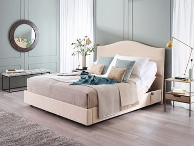 Bed double bed TOPAZ