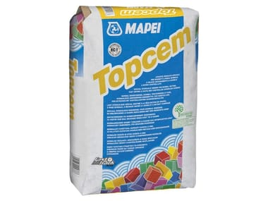 Screed and base layer for flooring TOPCEM