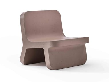 Cimento® easy chair TORCELLO | Easy chair