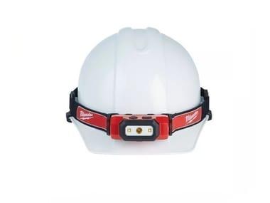 Lampada frontale ricaricabile con USB TORCIA L4 HL-201