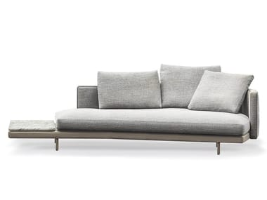 Inclined sofa with top TORII | Inclined sofa with top