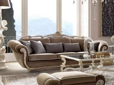 3 seater fabric sofa TORNABUONI | Sofa