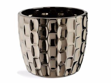 Plantador de cerâmica TORTUGA | Plantador