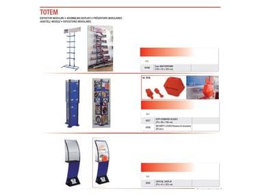 Retail Display Units TOTEM