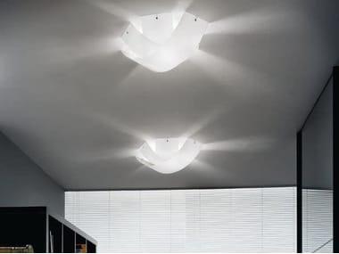 Plafoniera Fiori Vetro : Lampade da soffitto in vetro soffiato archiproducts