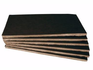 Pannello termoisolante / pannello fonoisolante in lana di vetro TP 432 B