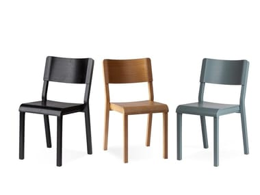 Stackable chair TP2