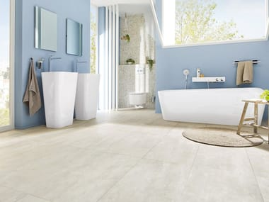 PVC flooring with stone effect TR 715