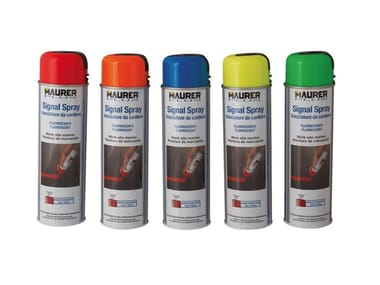 Tracciatore spray TRACCIATORI PER CANTIERI SPRAY