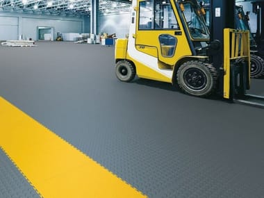 Auto-laying snap Vinyl Flooring TRAFFIC