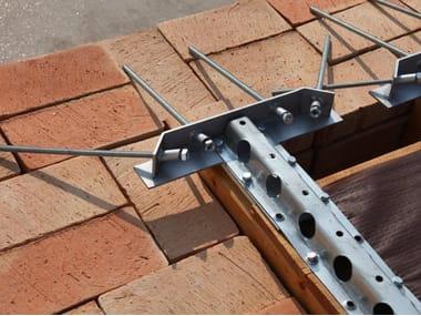 Consolidation des planchers et structures de bois TRALICCIO LPR® ZS SYSTEM