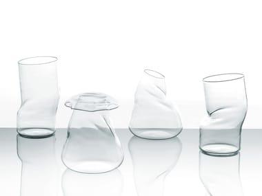Vaso de cristal TRANSFORMER