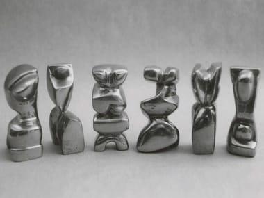 Bronze sculpture TRAVEL PIECES