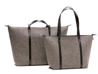 Felt bag TRAVELLING BAG