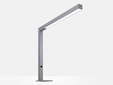 Lampada da scrivania a LED in alluminio TRAVIS TABLE T2