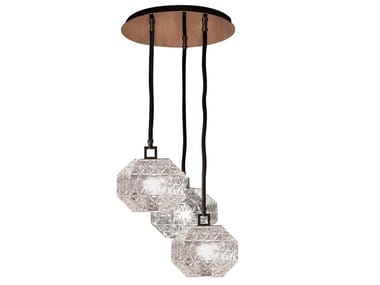 Pendant lamp TREASURE CLUSTER 3
