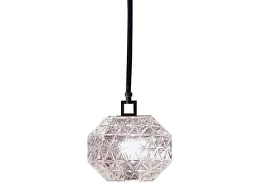 Crystal pendant lamp TREASURE | Pendant lamp