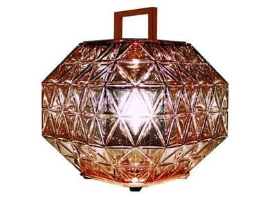 Crystal table lamp TREASURE | Table lamp