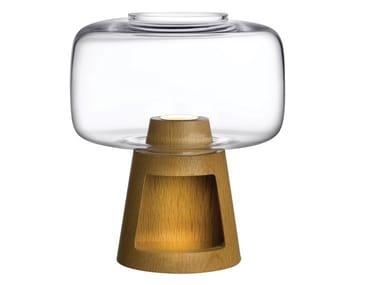 Lampada da tavolo in cristallo TREE   Lampada da tavolo