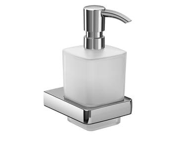Wall-mounted glass Bathroom soap dispenser TREND | Bathroom soap dispenser