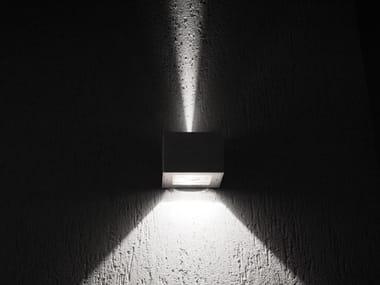 Lampade da parete per esterno lombardo collezione trend