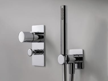 Shower mixer with hand shower TREND X-ONE | Shower mixer