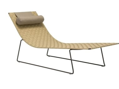 Stackable polypropylene sun lounger TRENZA TU0704