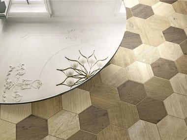 Mosaico in gres porcellanato TREVERKDEAR | Mosaico Mix
