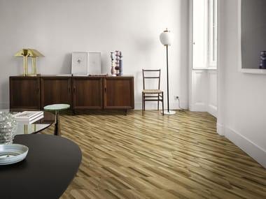 Pavimento/rivestimento rettificato in gres porcellanato effetto legno TREVERKLIFE | Decoro Industrial