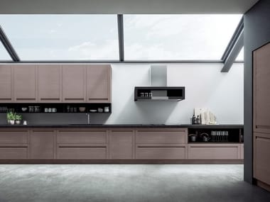 Linear fitted kitchen TREVISO | Kitchen