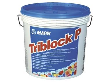 Primer epossicementizio per impermeabilizzazione TRIBLOCK P