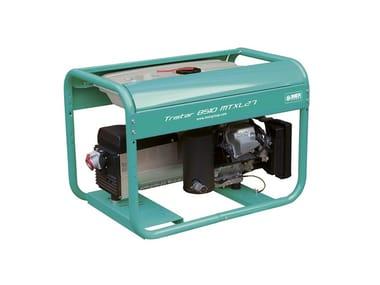 Generatore benzina TRISTAR DA 7,25KVA A 9KVA