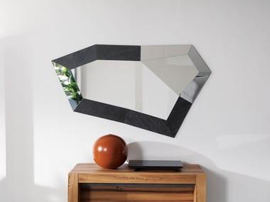 Espelho moldurado de parede TRIXY