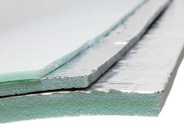 Thermal insulation for HVAC pipe TROCELLEN DUCT