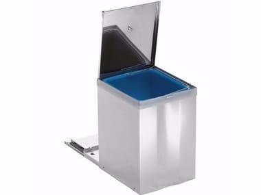 Waste bin for waste sorting TROLLEY 400