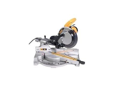 Troncatrice radiale elettronica TRONCATRICE RADIALE DW712-QS