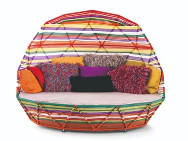 Igloo technopolymer garden bed TROPICALIA | Garden bed
