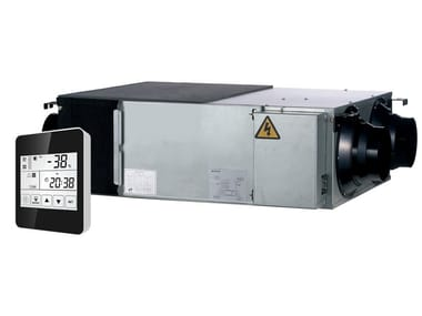 Heat recovery unit TRS