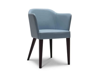 Fabric chair with armrests TRUMAN 240