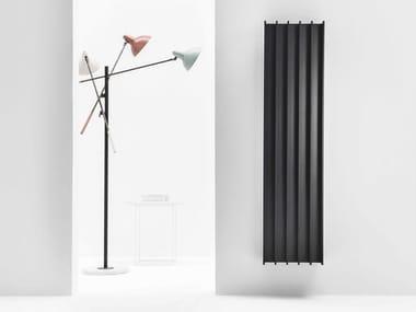 Radiateur décoratif à basse température en aluminium extrudé TT | Radiateur décoratif vertical