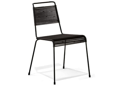 Open back PVC chair TT54 | PVC chair