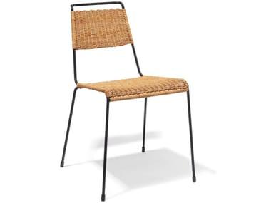 Open back rattan chair TT54   Rattan chair
