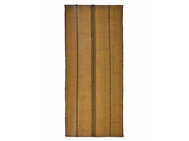 Rectangular wooden mat TUAREG ST107TU