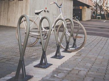 Steel Bicycle rack TULIP